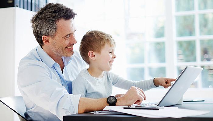 Family Men Like Me Can be Entrepreneurs Too